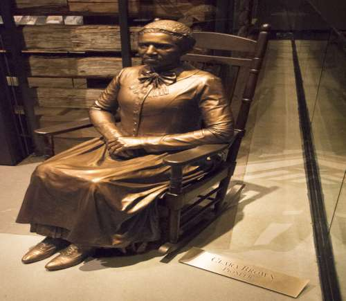 Clara Brown was an activist for African American people